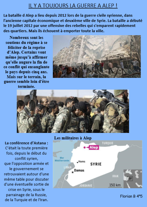 Bataille d alep