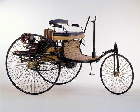Benz patent motorwagen 1