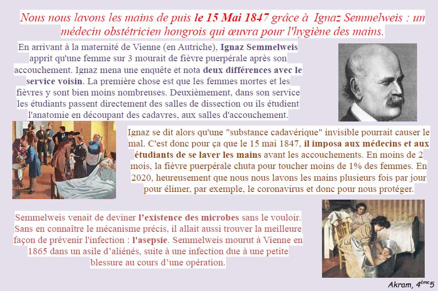Semmelweis Akram