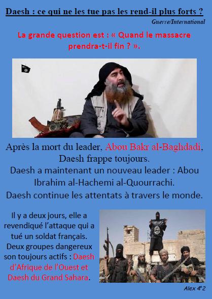 Daesh alex