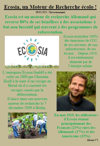 Ecosia akram