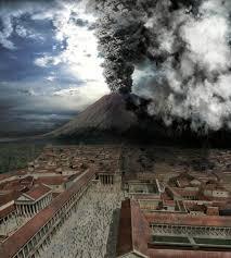 Eruption plinienne 1