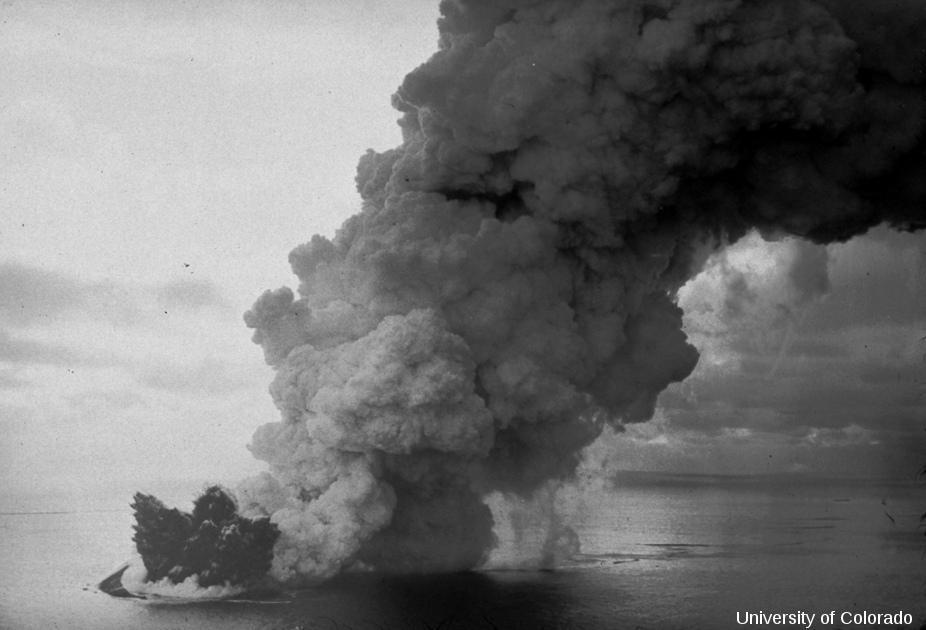 Eruption surtseyenne