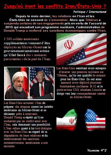Iran yasmine