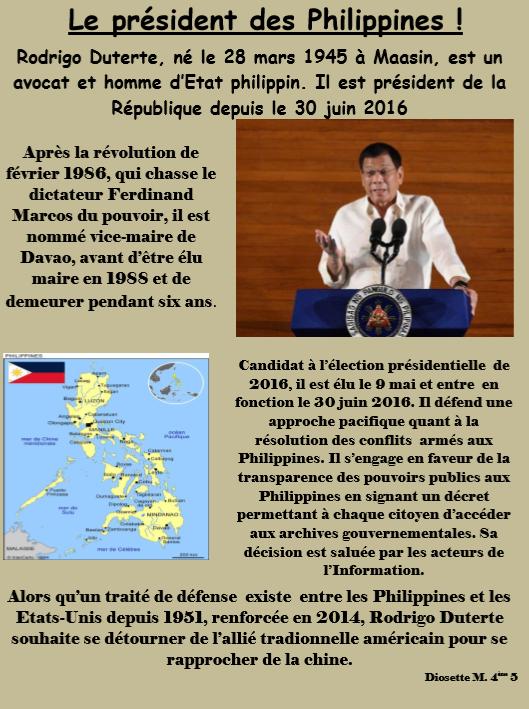 President philippines