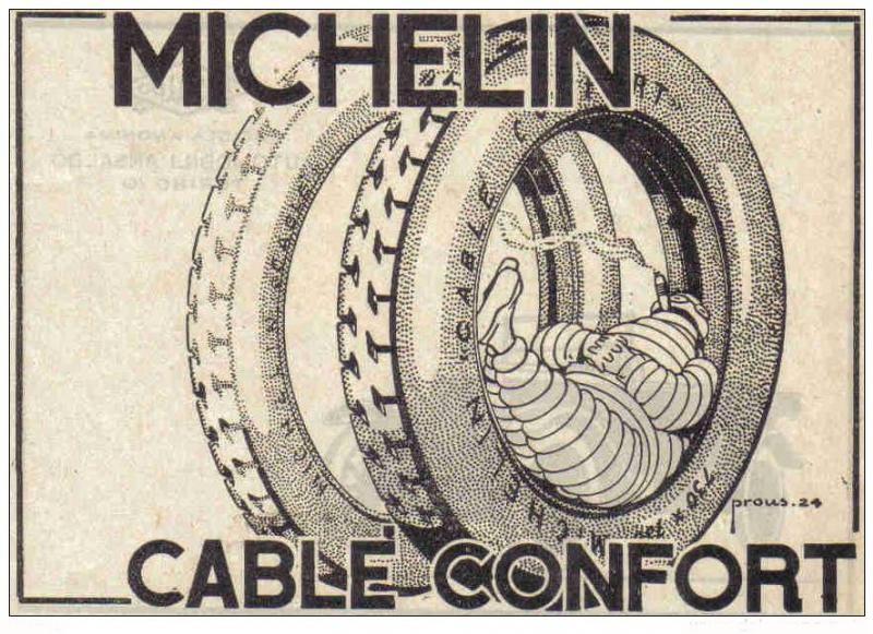 Publicite pneu michelin 2